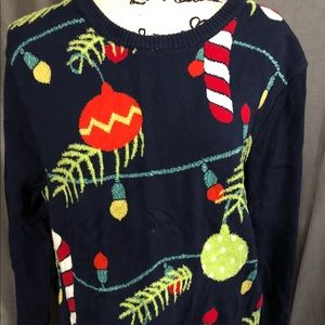 Tops - Holiday Sweater/ Ugly Sweater Size Large